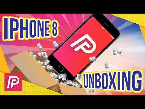 Space Gray iPhone 8 Unboxing & Review! Features, Specs, Price, and more!