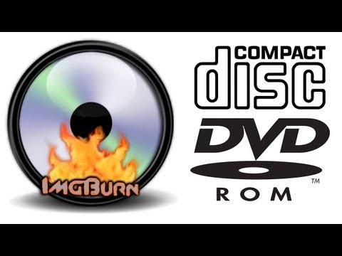 Image Dateien auf DVD oder CD brennen