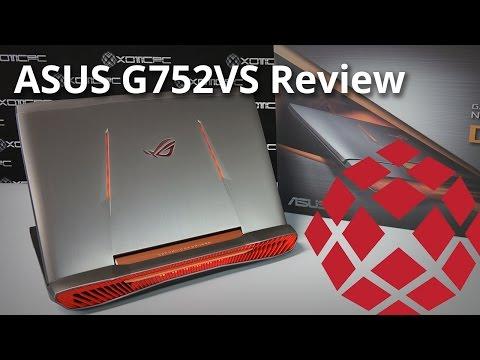 ASUS G752VS-XB72K - Full Review
