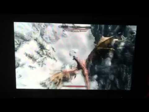 How to ride a Dragon ( skyrim dragonborn add-onn )