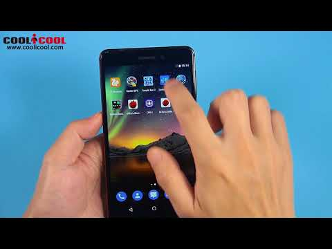 Nokia 6 Ⅱ Unboxing anad Hands On video
