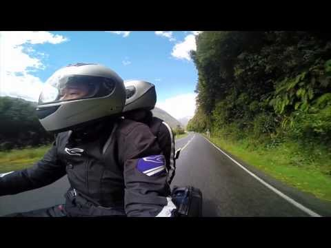 NZ Motorcycle Montage 2013/14