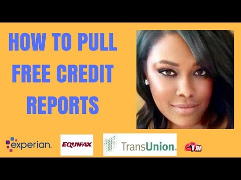 Free Credit Reports!!