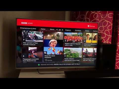 BBC News iPlayer App Review ✔️ BBC iPlayer ✔️ BBC News iPlayer app for smart tv | Sony Android TV