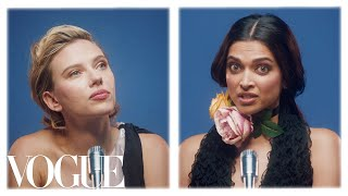 9 of the World's Most Famous Actresses Play Hollywood, Nollywood, Bollywood Squared! | Vogue
