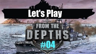 Let's Play From The Depths - Episode 4 - NEW SHIP!