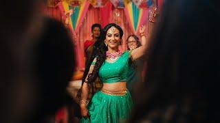 Shelley's Bollywood Sangeet Dance Performance 2019