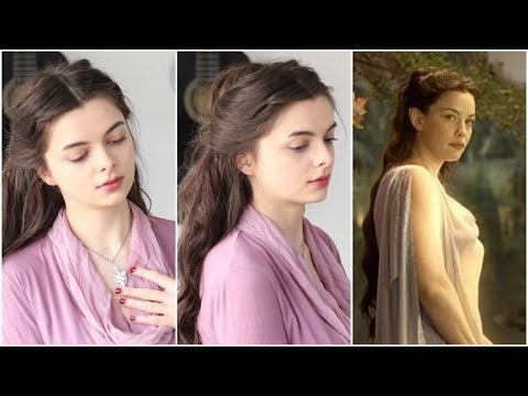 Arwen Undómiel (Lord of the Rings)   Tutorial   Beauty Beacons Of Fiction