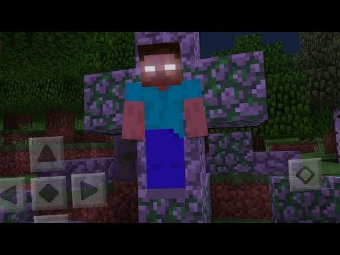 I FOUND Herobrine in Minecraft Pocket Edition at 3:00 AM! (Lifeboat Survival Games)