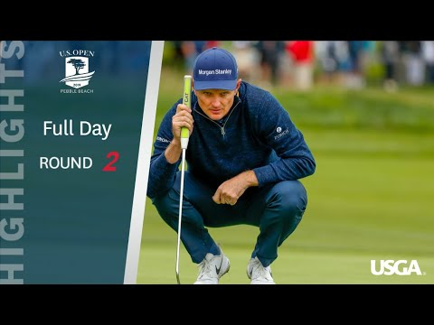 Xxx Mp4 2019 U S Open Round 2 Extended Highlights 3gp Sex