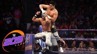 Lince Dorado vs. TJP: WWE 205 Live, May 2, 2017
