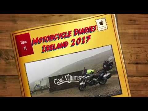 Motorcycle Diaries Ireland 2017