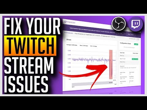 ✅ Fix Lag, Dropped Frames, Bitrate Issues on your Twitch Stream