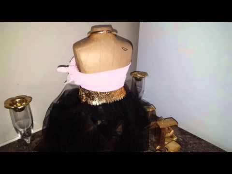 Chanel's decor lady cupcake holder/centerpiece