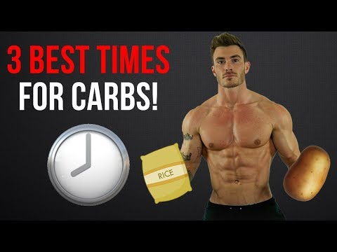 3 BEST Times To Eat Carbs (STOP SKIPPING NUMBER 3!)