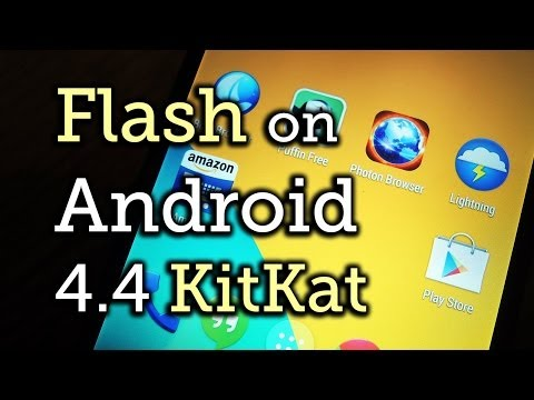 Play Flash Videos & Games on the Nexus 5 (& Other Android 4.4 KitKat Devices) [How-To]