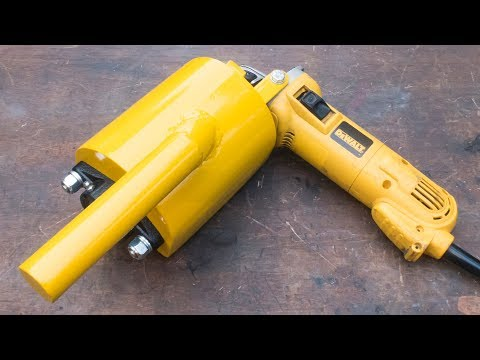 Angle grinder hack, make your own multiple wire wheel attachment