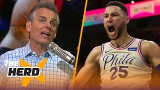 Colin Cowherd reveals why he