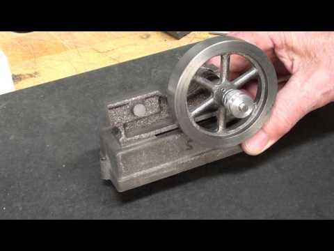 Tubalcain BUILDS A STUART STEAM ENGINE pt 4