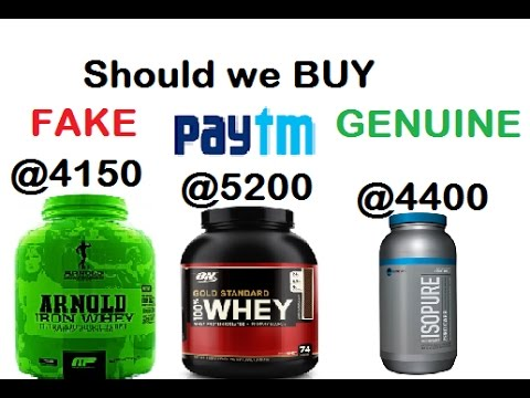 Should we buy Supplements from Paytm