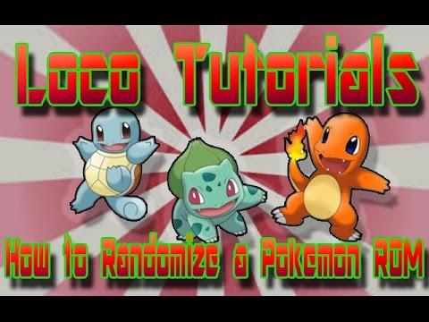 How To Randomize ANY Pokemon Game   Loco Leafeon Tutorial