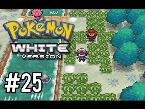 Dan's Pokemon White Part 25: Exploring Route 6 to Chargestone Cave
