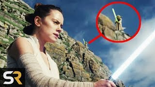 Secrets You Missed In The New Star Wars: Last Jedi Trailer