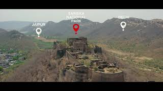 AOG Ride to Sariska   Teaser Video