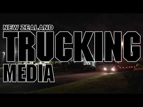 New Zealand Trucking Main Test - Mark 2018