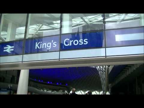 Day 1 in London (Part I) - King's Cross Station, Camden Town & Abbey Road