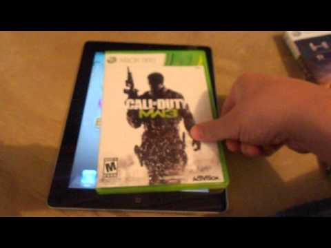 How To Put Xbox 360 Games On a Ipad