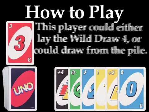 How To Play Uno - Instructional Video