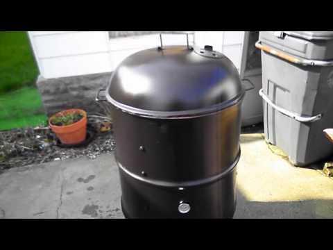 Ugly Drum Smoker 55 Gallon