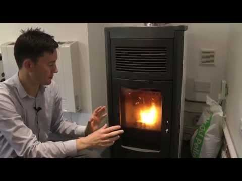A Typical Manual Biomass Boiler Explained by Eco Installer, Ely, Cambridgeshire