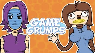Game Grumps Animated - Friend Arin and the Robots