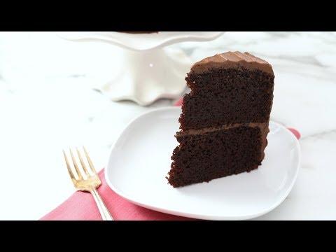 Chocolate Cake- Martha Stewart
