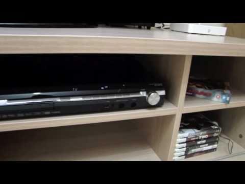 HOW TO : setup sony home theatre DAV-DZ870W S-AIR - arabic عربي