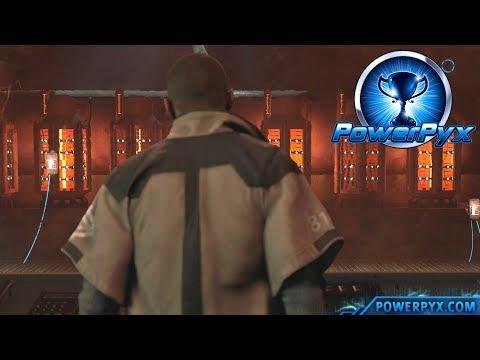 Detroit Become Human - SCORCHED EARTH Trophy Guide (Markus destroys Jericho)