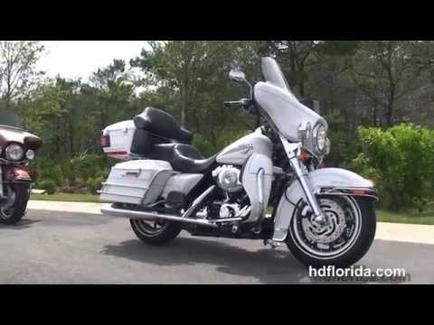 Used 2006 Harley Davidson Ultra Classic Electra Glide Motorcycles for sale - Orlando, FL