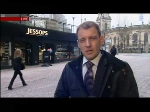 Birmingham: Independent retailers sales goes up, following big high street collapse