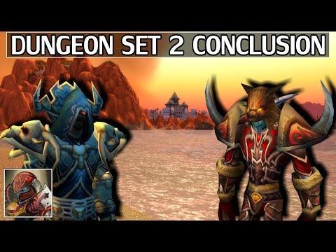 The Tier 0.5 Armor Sets [2/2] - Azeroth Arsenal Episode 8