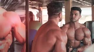 Indian Bodybuilder,Sahil Khan the Rambo   Workout and motivation