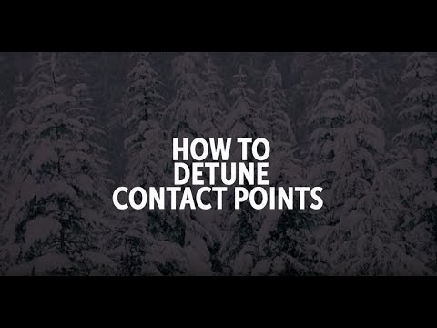 How To Detune Your Snowboard | 4K | TheHouse.com