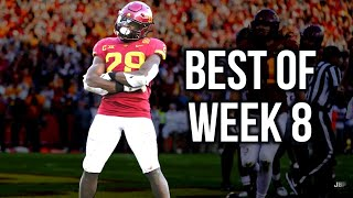 Best of Week 8 of the 2021 College Football Season - Part 1 ᴴᴰ