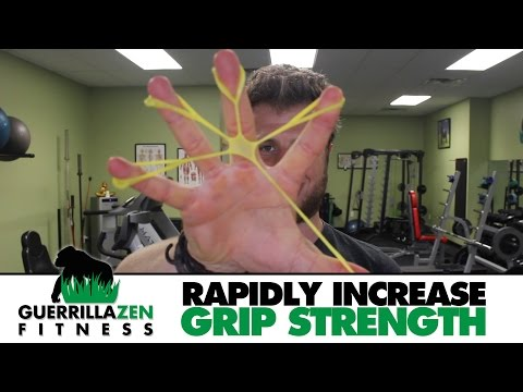 How To RAPIDLY Increase Grip Strength and Wrist Stability   Muscle Imbalance