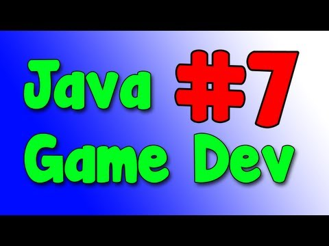 Java Game Development #7 - Keyboard Input