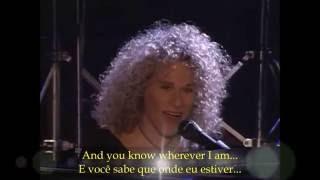 Carole king you ve got a friend voçê tem um amigo subtitles english and proturguiese mp3