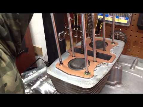 Copper Head Gasket Cb200 Honda