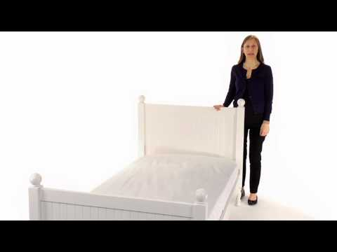 Bring Home this Kids Trundle Bed for the Perfect Blend of Style and Function   Pottery Barn Kids
