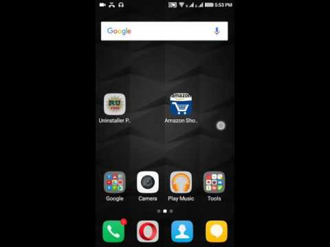 How to uninstall or disable system app in android device